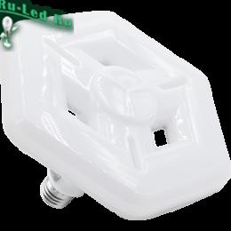 Мощность лампы Е27 - верное решение для сохранения семейного бюджета Ecola High Power LED Premium 38W 220V Руль (6 гр.) E27 6000K 205х184x99mm