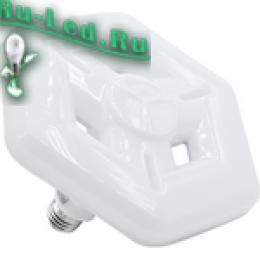 лампа руль - минимальное энергопотребление при высочайшей световой мощности Ecola High Power LED Premium 48W 220V Руль (6 гр.) E27 6000K 244х217x106mm