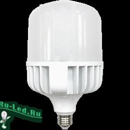 Максимальная мощность лампы гарантирует стабильный комфортный свет и минимальное обслуживание Ecola High Power LED Premium 65W 220V универс. E27/E40 (лампа) 4000K 280х140mm