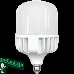 Мощность led ламп исключает необходимость в подводе дополнительных мощностей Ecola High Power LED Premium 80W 220V универс. E27/E40 (лампа) 4000K 280х140mm