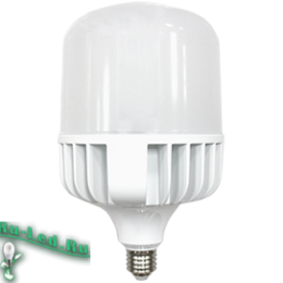 светодиодная лампа как выбрать мощность, чтобы удовлетворять любым требованиям и нормативам. Ecola High Power LED Premium 80W 220V универс. E27/E40 (лампа) 6000K 280х140mm