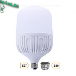 Ecola High Power LED Premium  50W 220V универс. E27/E40 (лампа) 6000K 230х140mm