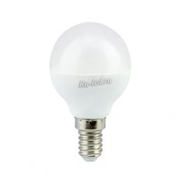 Купить светодиодные лампы для дома на 220 за невысокую цену Ecola globe LED Premium 7,0W G45 220V E14 4000K шар (композит) 77x45