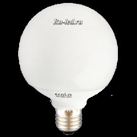 K7SV25ECC лампы - шары ecola globe 25w elg/e g95 220v e27 4100k 127x95 увв