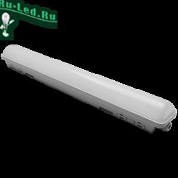 купить светильники для подъездов как соотношения надежности Ecola LED linear IP65 классический линейный светодиодный светильник (замена ЛПО) 36W 220V 6500K 1140x60x65