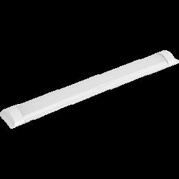 Ecola LED linear IP20 линейный светодиодный светильник (замена ЛПО) 50W 220V 6500K 1500x75x25