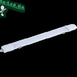 светильники ЖКХ купить для приобретения которой вам даже не придется выходить из дома. Ecola LED linear IP65 тонкий линейный светодиодный светильник (замена ЛПО) 40W 220V 6500K 1185x60x30