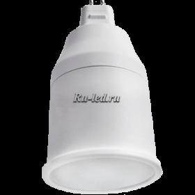 Тип лампы gu 5.3 Ecola MR16 13W 220V GU5.3 4100K 94x50