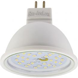 лампы ecola gu 5.3 по цене производителя через интернет портал Ecola MR16 LED 5,4W 220V GU5.3 4200K прозрачное стекло (композит) 48x50