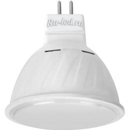 GU 5.3 цена Ecola MR16 LED Premium 10,0W 220V GU5.3 4200K матовое стекло (композит) 51x50