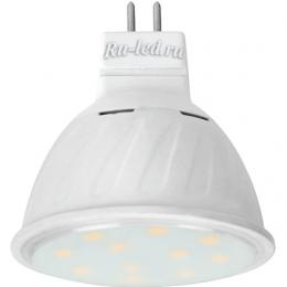 лампа mr16 gu5 3 наполнит ваш дом светом и уютом Ecola MR16 LED Premium 10,0W 220V GU5.3 2800K прозрачное стекло (композит) 51x50