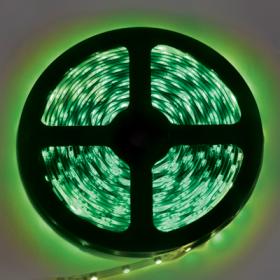 P2LG05ESB светодиодные ленты незащищенные ecola led strip pro 4,8w/m 12v ip20 8mm 60led/m green