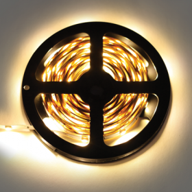P5LW07ESB светодиодные ленты влагозащищенные ecola led strip pro 7,2w/m 12v ip65 10mm 30led/m 2800k 18lm/led 540lm/m