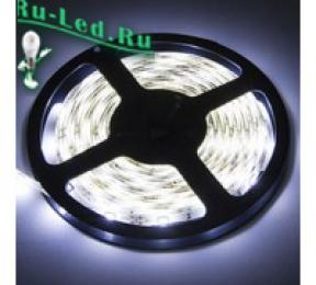 светодиодная лента 5 метров обладает множеством достоинств Ecola LED strip PRO 8W/m 12V IP20 8mm 60Led/m 6000K 12Lm/LED 720Lm/m светодиодная лента на катушке 5м