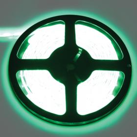 P5LG05ESB светодиодные ленты влагозащищенные ecola led strip pro 4,8w/m 12v ip65 8mm 60led/m green