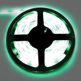 P5LG07ESB светодиодные ленты влагозащищенные ecola led strip pro 7,2w/m 12v ip65 10mm 30led/m green