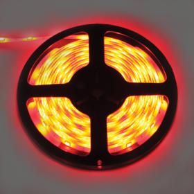 P5LR07ESB светодиодные ленты влагозащищенные ecola led strip pro 7,2w/m 12v ip65 10mm 30led/m red