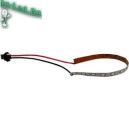 Ecola GX53 H4 LD Strip запасная LED лента подсветки светильника GX53 H4 LDxxxx 24V, 5.0W, Синяя Blue