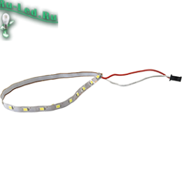Ecola GX53 H4 LD Strip запасная LED лента подсветки светильника GX53 H4 LDxxxx 24V, 5.0W, 4200K