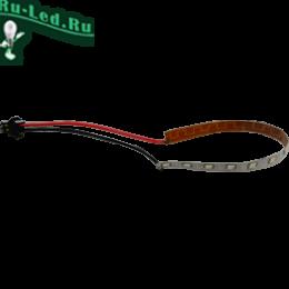 Ecola GX53 H4 LD Strip запасная LED лента подсветки светильника GX53 H4 LDxxxx 24V, 5.0W, RGB