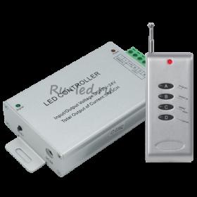 RFC15AESB rgb контроллеры ecola led strip rgb rf controller 15a 180w 12v (360w 24v)