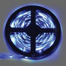 S2LB07ESB светодиодные ленты незащищенные ecola led strip std 7,2w/m 12v ip20 10mm 30led/m blue