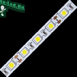Ecola LED strip STD 14.4W/m 12V IP20 10mm 60Led/m 4200K 14Lm/LED 840Lm/m светодиодная лента  1м.