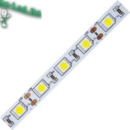 Ecola LED strip PRO 14.4W/m 12V IP20 10mm 60Led/m RGB разноцветная светодиодная лента  1м.