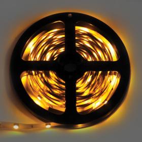 P2LY05ESB светодиодные ленты незащищенные ecola led strip pro 4,8w/m 12v ip20 8mm 60led/m yellow