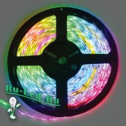 светодиодные RGB ленты комплекты применяются для декора отдельных элементов жилых и коммерческих помещений Ecola LED strip 220V STD 8,6W/m IP68 16x8 108Led/m RGB разноцветная лента 50м
