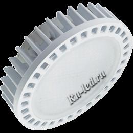 Лампа ecola gx53 купить станет отличным выбором для тех кто ценит комфорт Ecola GX53 LED Premium 15,0W Tablet 220V 4200K матовое стекло (фронтальный алюм. радиатор) 27x75