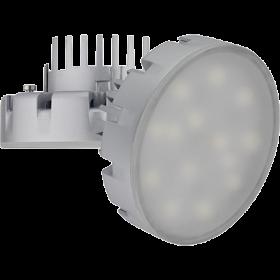 лампа gx53 220v - это отличный выбор и ваш вклад в экономию собственного бюджета Ecola GX53 LED Premium 14,5W Tablet 220V 4200K (большой алюм. радиатор) 75x41