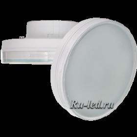 gx70 цена весьма демократична и позволит вам существенно экономить электроэнергию Ecola GX70 LED 13,0W Tablet 220V 6400K матовое стекло 111x42