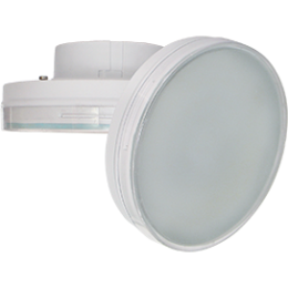 Ecola GX70   LED Premium 20,0W Tablet 220V 4200K матовое стекло (композит) 111х42
