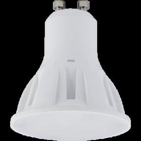 gu10 цена доступна для большинства покупателей Ecola Light Reflector GU10 LED 4,0W 220V GU10 2800K матовое стекло 58х50