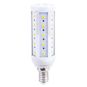 Led лампа кукуруза реально способна кардинально изменить восприятие помещения Ecola Corn LED Premium 9,5W 220V E14 2700K кукуруза 108x30
