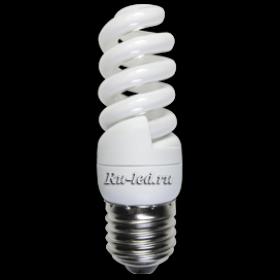 мощность люминесцентной лампы 11W