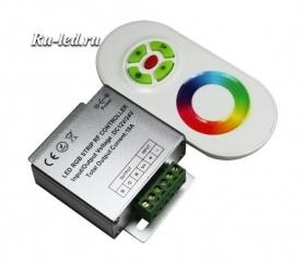rgb контроллеры rgb контроллер для светодиодной ленты, мощность 216 вт сенсорный