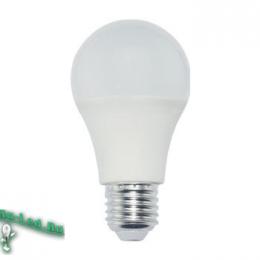 Тип лампы led светодиодная позволяет экономно расходовать электроэнергию Ecola Light classic LED 12,0W A60 220V E27 4000K (композит) 110x60 (1 из ч/б уп. по 4)