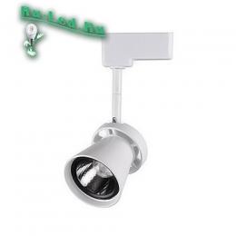 трековые светильники купить в Москве для подсветки зеркал как интерьерных, так и гардеробных 035-12W-4000K-WH Трековый светильник (Нейтральный белый)