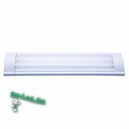 белый свет светильники светодиодные купите и ваш счет за электроэнергию значительно уменьшится 543-02-16W-6000K Накладной светодиодный светильник (Нейтральный свет)