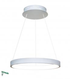 купить светодиодную люстру недорого для дополнения интерьера в современном стиле Люстра TLRU1-30-01/W/4000К
