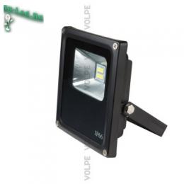 купить светильники для фасада за высокое качество и разумную цену.ULF-Q507 10W/DW IP65 175-265В BLACK картон