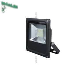 Водонепроницаемый прожектор предназначен для освещения различных объектов ULF-Q507 30W/DW IP65 175-265В BLACK картон