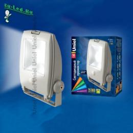 дешевые светодиодные прожектора берегут ресурс рабочего времени прибора ULF-S22-10W/WW SENSOR IP65 110-240В картон