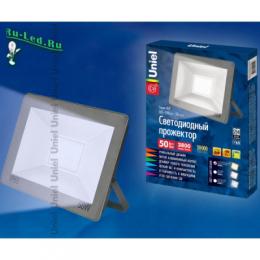 wolta 50w прожектор способен обеспечить качественное освещение большой площади ULF-F15-50W/WW IP65 185-240В SILVER