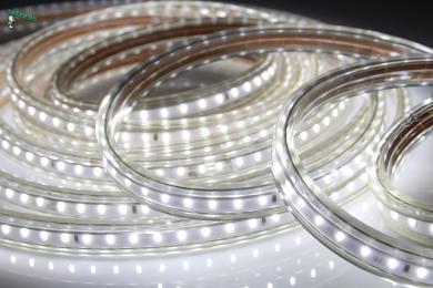 варианты светодиодных лент предназначены для декорирования и подсветки комнат Ecola LED strip PRO 4,8W/m 12V IP20 8mm 60Led/m 4200K 6Lm/LED 360Lm/m светодиодная лента на катушке 50м.