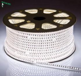 Ecola LED strip 220V STD  4,8W/m IP68 10x6 60Led/m 6000K 4Lm/LED 240Lm/m лента 100м.