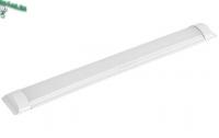 Ecola LED linear IP20 линейный светодиодный светильник (замена ЛПО) 20W 220V 6500K 600x75x25