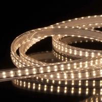 Ecola LED strip 220V STD  4,8W/m IP68 10x6 60Led/m 6000K 4Lm/LED 240Lm/m лента  10м.